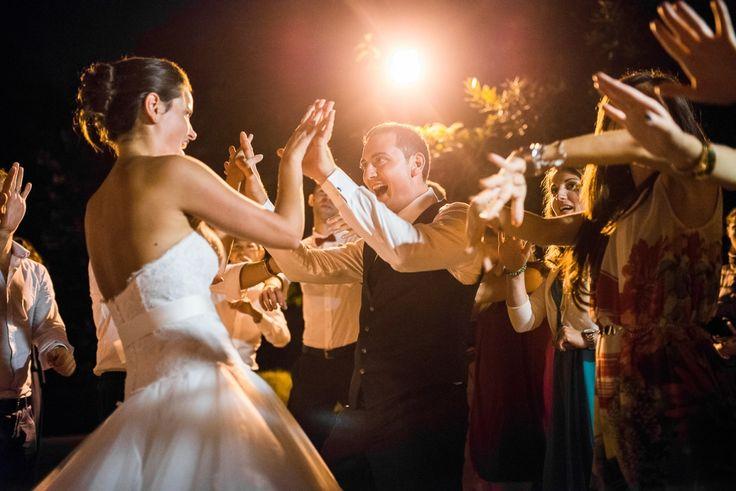 Giunti in serata! #dance #matrimonio #wedding