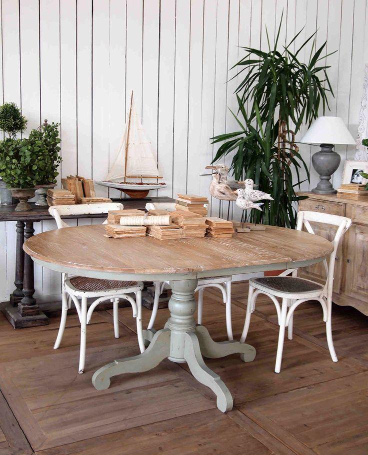 Home Interiors | Tavolo da pranzo rustico, Interni casa