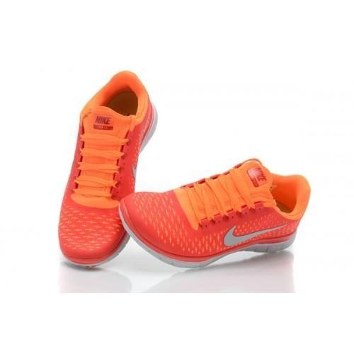Speziell Nike Free 3.0 V4 Weiblich Schuhe Orange