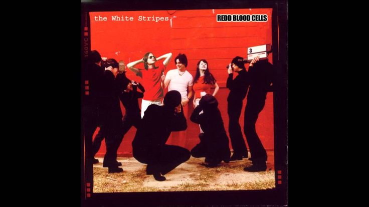 The White Stripes - Fell in love with a girl (from Redd Blood Cells album)