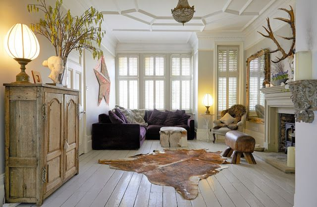 VM designblogg: Κατοικία στο Λονδίνο