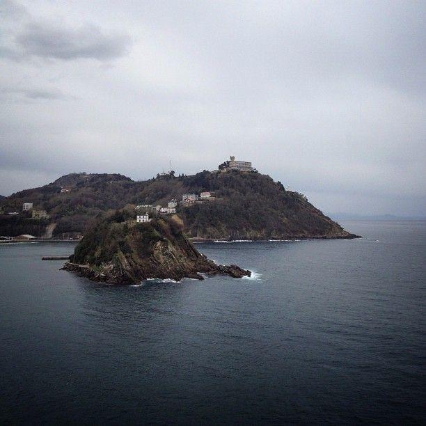 Monte Urgull, San Sebastián, Spain / photo by Rick Poon