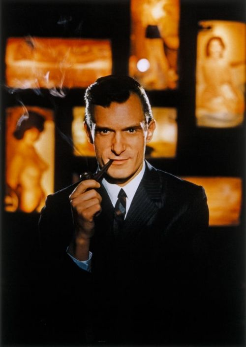 Hugh Hefner built a magazine empire from nothing. One of the most iconic businessmen ever. Gotta love Hef!