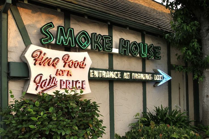The SmokeHouse Restaurant in Burbank CA