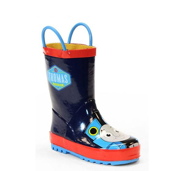 Kids' Thomas the Tank Blue Engine Rain Boots - Navy - Western Chief