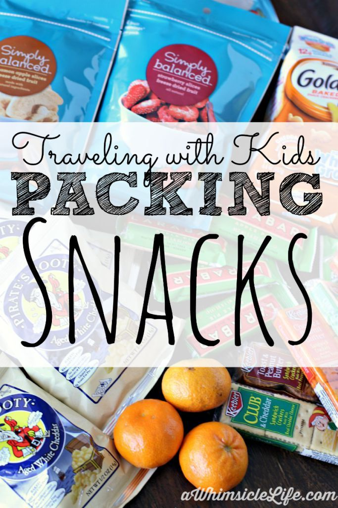 Kids and hunger are always a bad idea when you are traveling.  This post lists healthy travel snacks to pack that will not spoil as well as other helpful traveling tips to keep your young ones happy.
