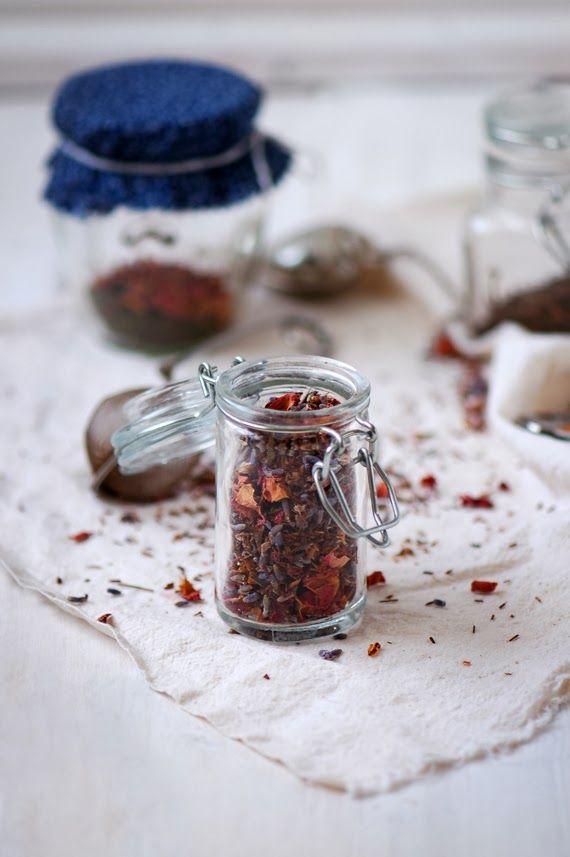 comment faire son thé aromatisé
