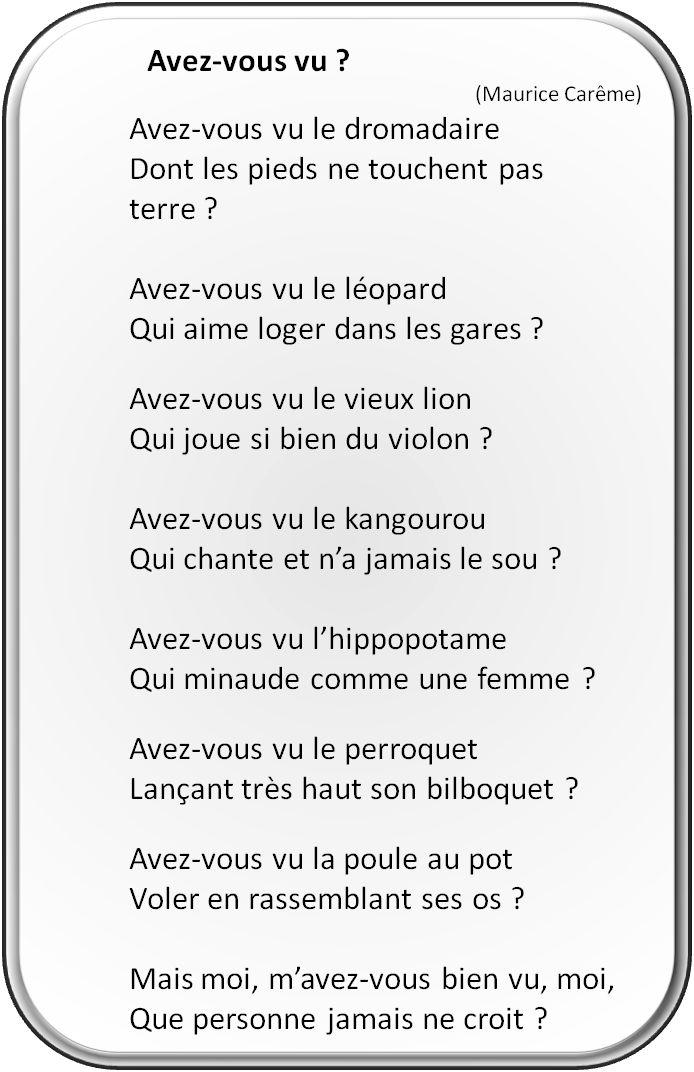 25 best ideas about po sie ce1 on pinterest po sie ce2 for Au jardin de mon pere lyrics