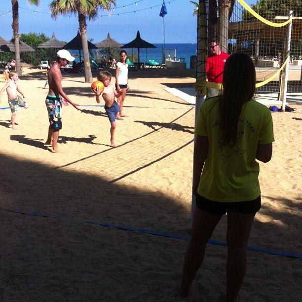 Beach Volley Platja