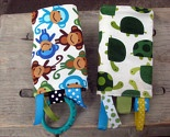 Awesome baby carrier drool pads!