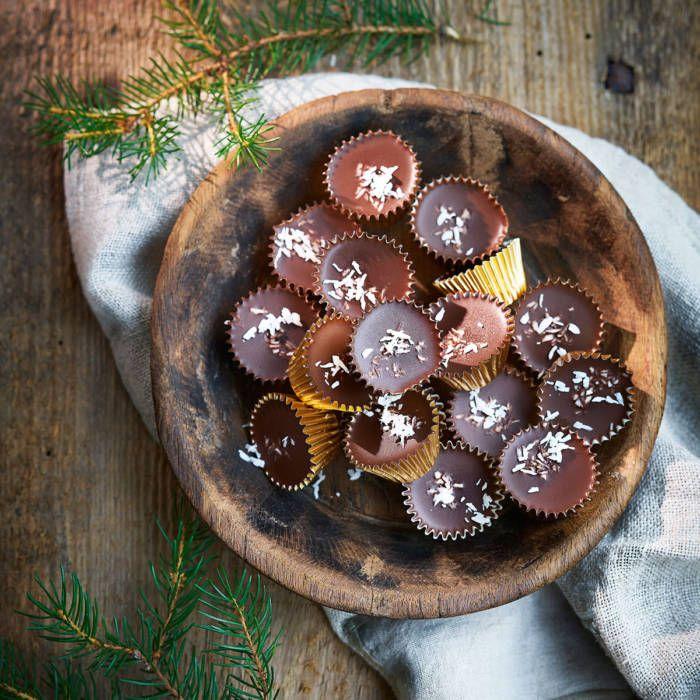 Ischoklad – enkelt recept