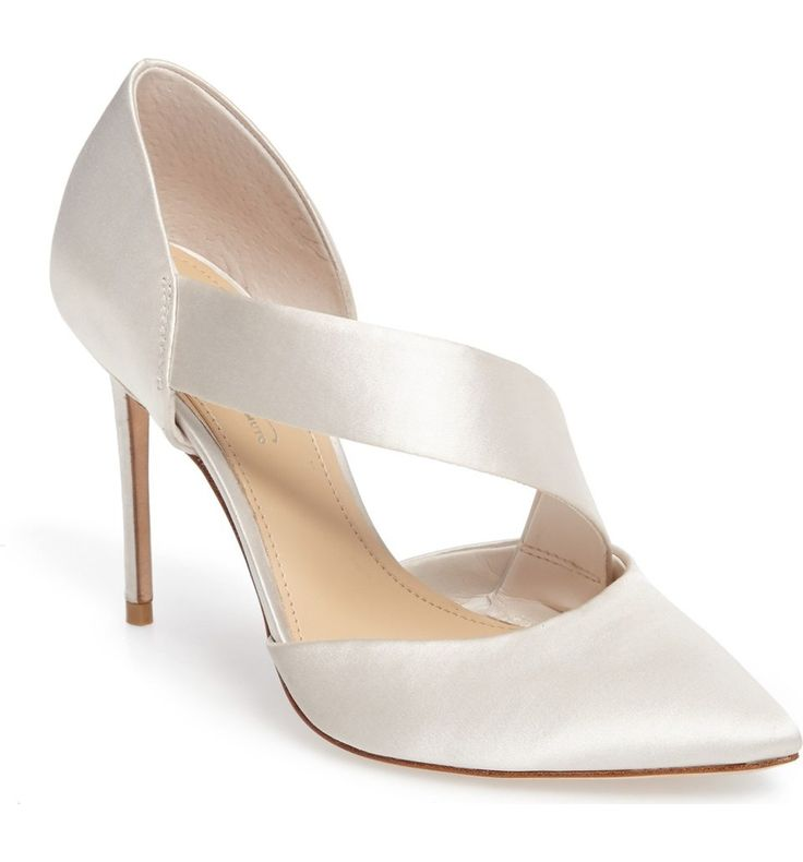 Main Image - Imagine by Vince Camuto Oya Asymmetrical Pointy Toe Pump (Women)