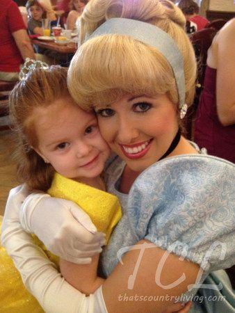 Disney Character Meal Review Storybook Princess Breakfast