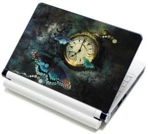 """Amazon.com: 15 15.6 inch Laptop Notebook Skin Sticker Cover Art Decal Fits Laptop Size of 13"""" 13.3"""" 14"""" 15"""" 15.6"""" 16"""" HP Dell Lenovo Asus Compaq Asus Acer Computers (Free Wrist Pad): Computers & Accessories"""