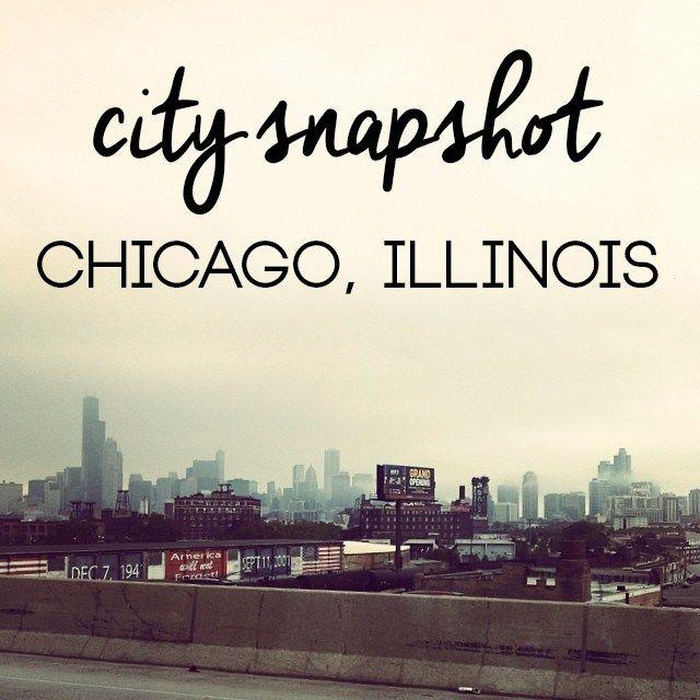 Set Forth Studio // City Snapshot – Chicago, Illinois