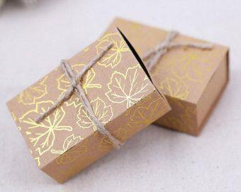 Bing, 30pcs/lot, cajón de papel de Kraft, hecho a mano jabón partido regalo arte caramelo empaquetado Brown cajas de cartón 8x6x3cm