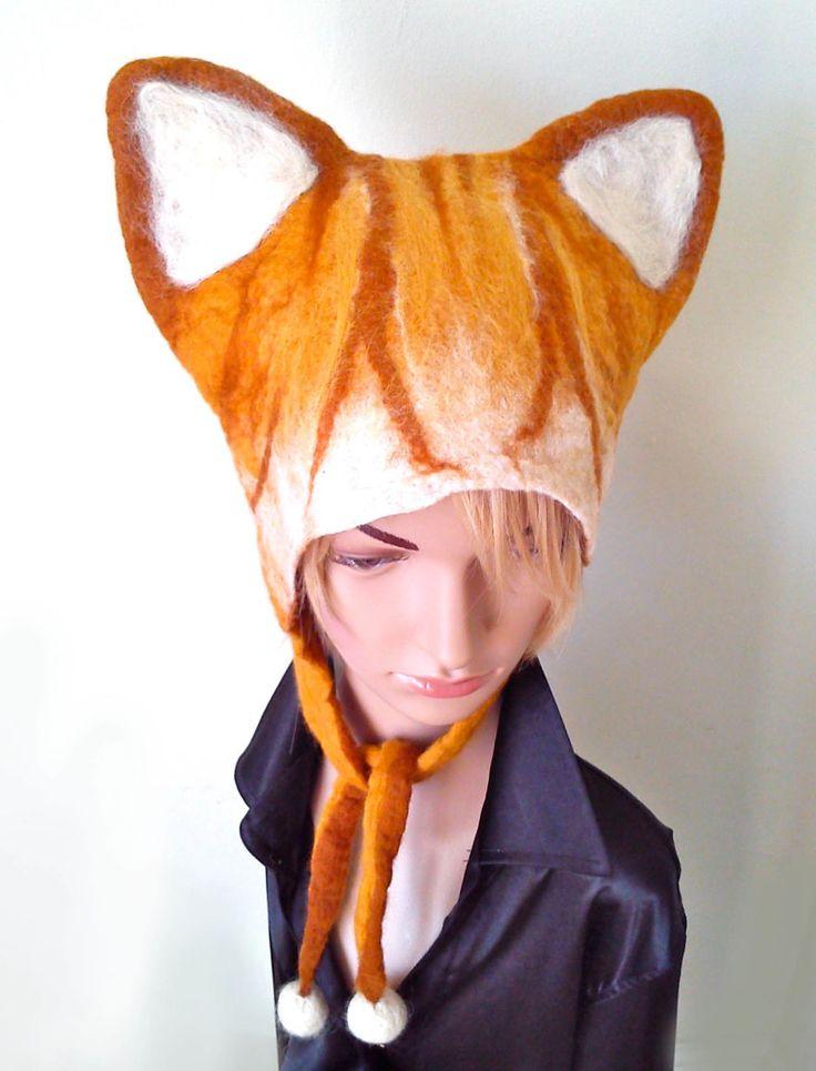 Cappelli per gli amanti dei gatti  KEBLOG