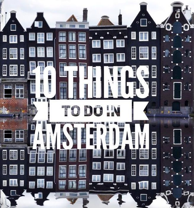 Amsterdam is the perfect mix between romanticism and eccentricity and every…