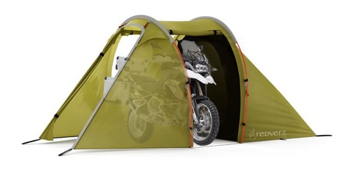RoadRUNNER: Redverz Solo Expedition Tent