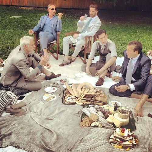 Mens Picnic Gents With Style Pinterest Picnics Men 39 S Fashion And Stylish Men
