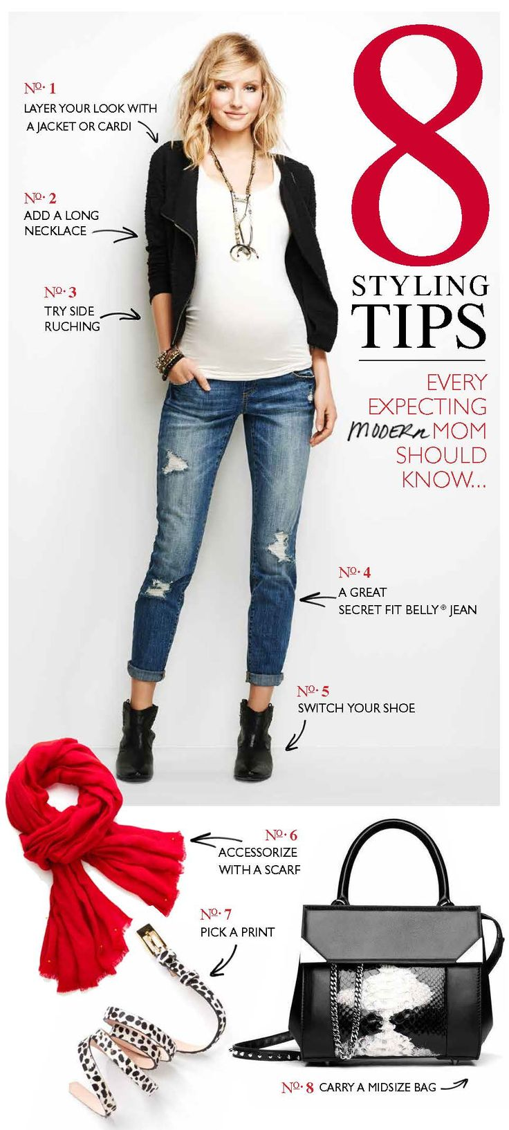 Maternity Styling Tips