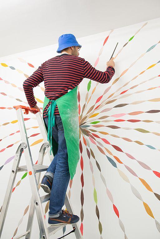 Exposition Philippe Baudelocque / Vegetalismo  Galerie Djeziri Bonn 2016 Photo Raphaële Kriegel http://www.photographe-tableau-paris.com/