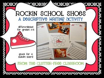 descriptive essay about shoes A descriptive essay should create a vivid picture of the topic in the reader's mind.