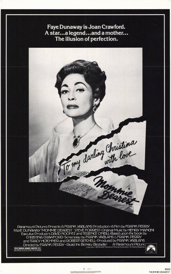 Mommie Dearest 11x17 Movie Poster (1981)