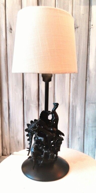 Design Upcycling Lamp by HellyH