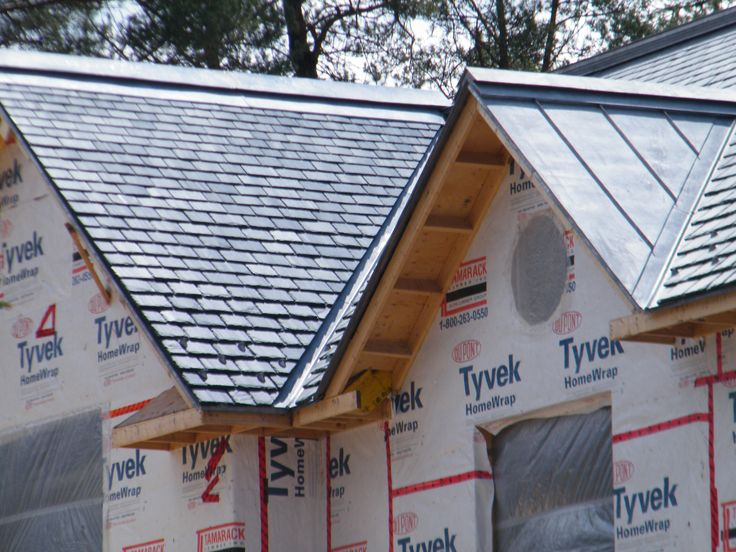 "3/8"" slate roof installation"