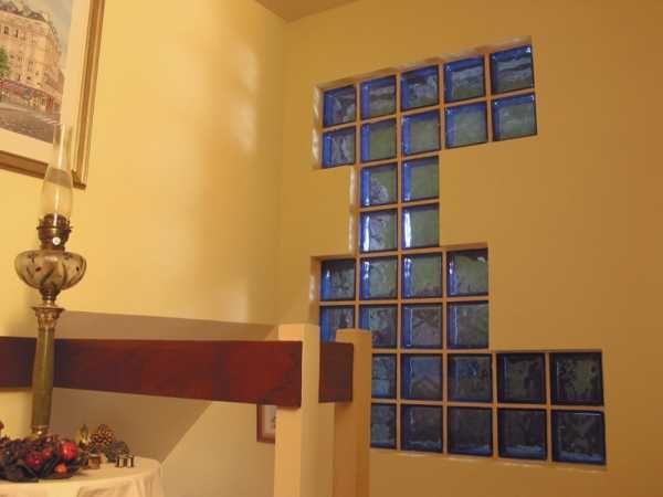 Wall Design Glass Block : Best glass blocks wall ideas on