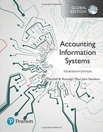 Download Accounting Information Systems, Global 14th Edition Pdf e-Book