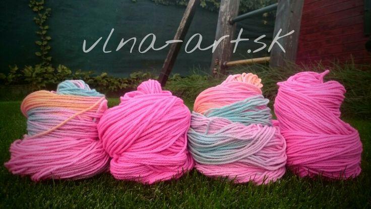 Letná láska  - 50 merino wool, 50 silk.