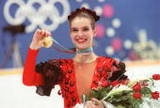 Katarina Witt ~ 1984 and 1988 Ladies Olympic Figure Skating Champion, from East Germany
