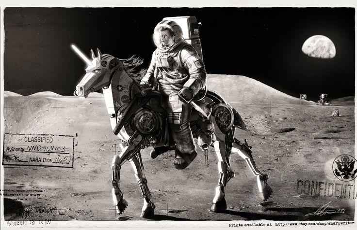 John F. Kennedy Alien Hunter Classified  by SharpWriter @ deviantart.com