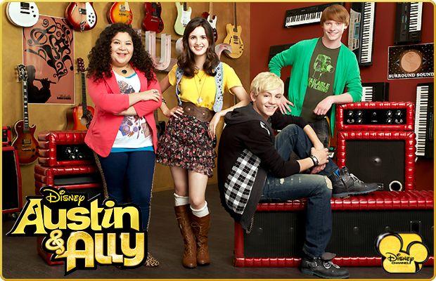 Austin e Ally Poster 2