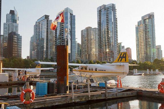 Harbour Air Seaplane Terminal. Photo: Rodney Houle