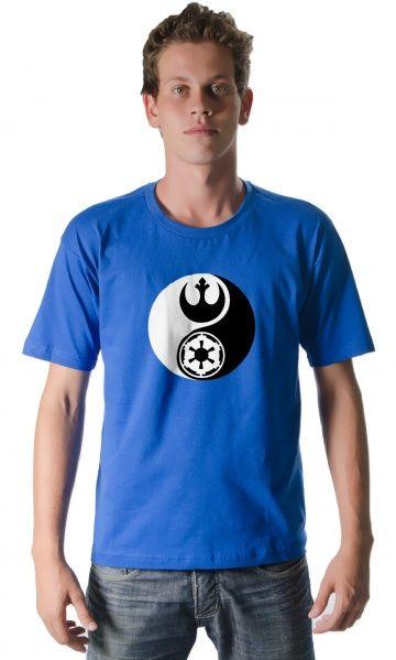 camiseta - aliança vs império - Loja de Camisetas|Camisetas Era Digital