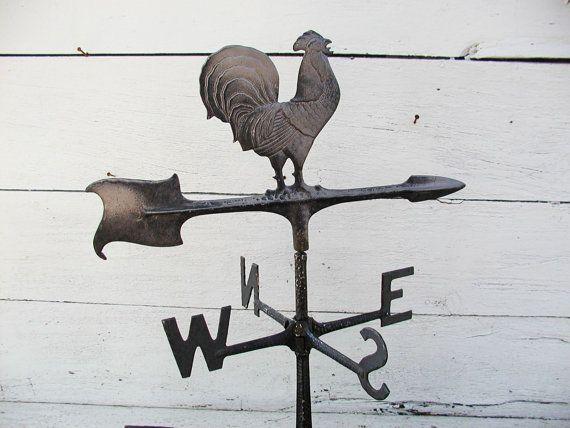 Rooster Weathervane Barn Fresh Weather Vane