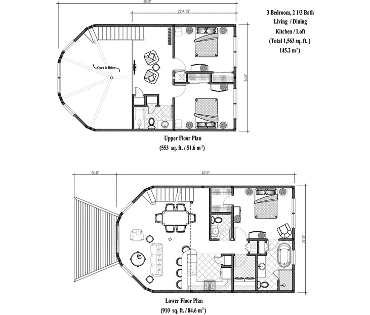 249 best images about house plan on pinterest house for Piling house plans