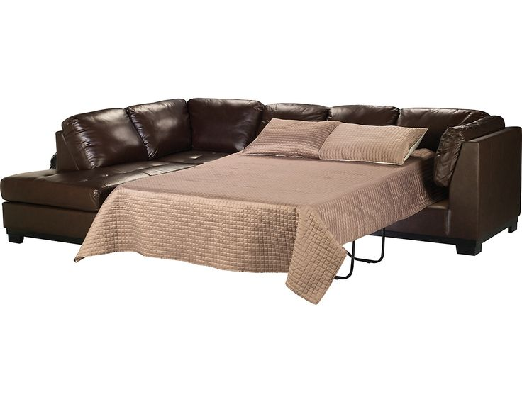 The 25+ Best Ideas About Leather Sofa Bed On Pinterest | Sofa Beds