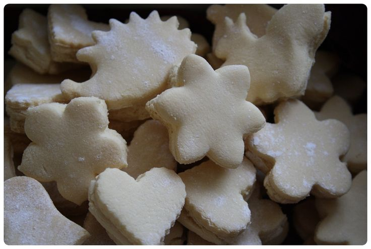 Žloutkové cukroví | Meg v kuchyni