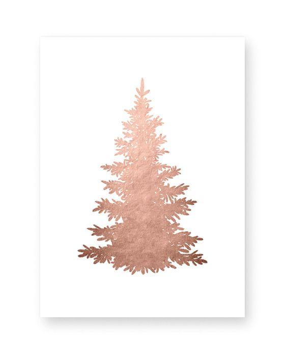 weihnachtsposter tannenbaum silhouette weihnachtskarten. Black Bedroom Furniture Sets. Home Design Ideas