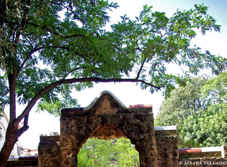 Puerta Entrada/Salida - Parque Güell - Barcelona 13-08-2015