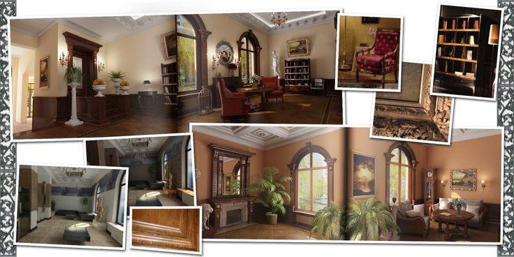 Современные интерьеры для квартир и частных домов, портфолио студии дизайна ArtTeam