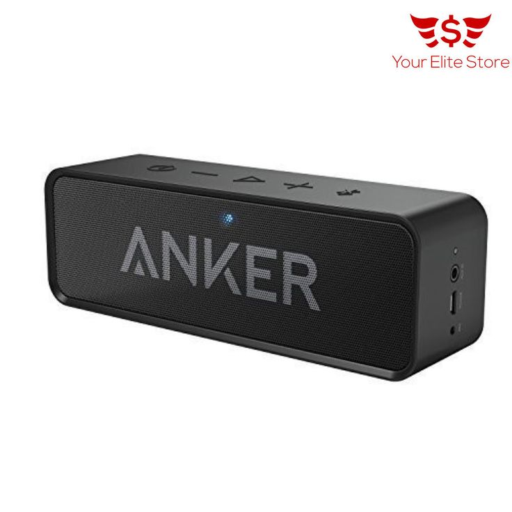 From ANKER, the Choice of 20 Million  Happy Users. Anker's industry-leading power management technology keeps your tunes playing for up to 24 hours on a single charge—that's over 2X longer than most other Bluetooth speakers. | eBay!