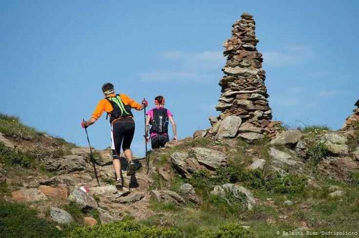 #Suedtirol #Ultrarace #Sarntaler #Alpen #Alpi #Sarentine #Berglauf #Sommer #aktiv