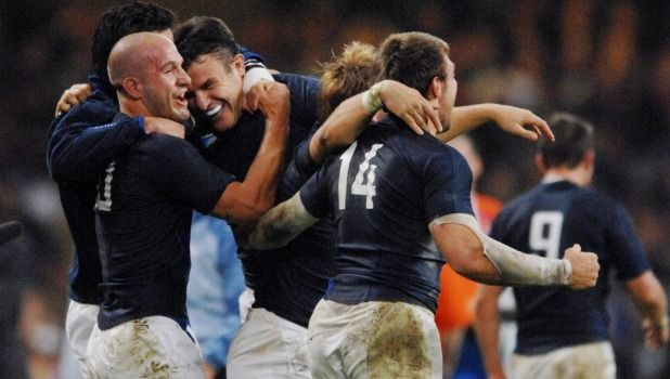 Despite their inconsistent form, former All Black Stu Wilson has no doubt France will lift for Sunday's quarterfinal - ...