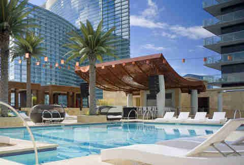 As if Vegas pools weren't sweet enough already…topless pools!