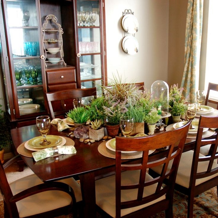 Top 10 Small Elegant Home Interior: Best 25+ Formal Dining Table Centerpiece Ideas On